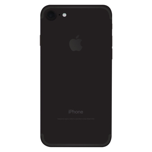 iphone 7 256gb black semi-nuevo | phonefactory