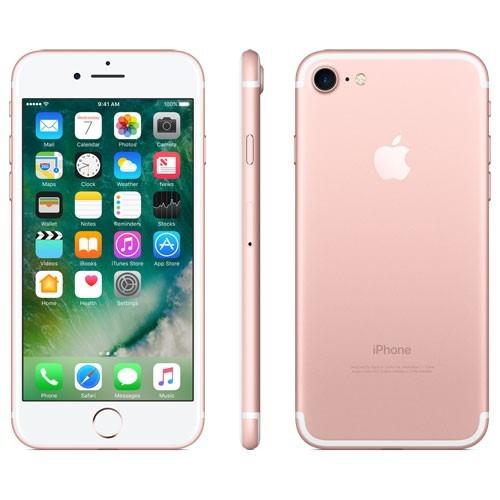 iphone 7 256gb jetblack, rose nuevos sellados libre+garantia