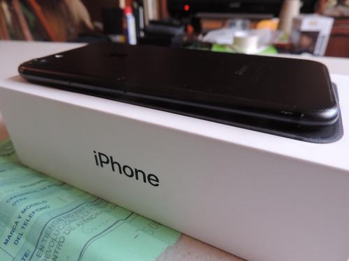 iphone 7 32 gb black negro factura garantía 2018 b4u2
