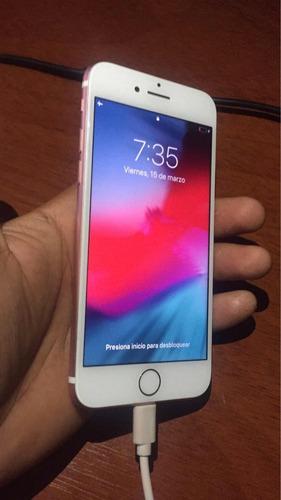 iphone 7 32 gb garantía y cargador nuevo