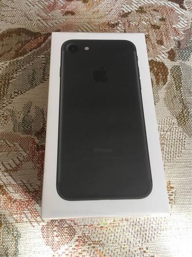 iphone 7 32 gb negro libre nuevo sellado