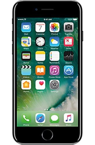 iphone 7 32 gb negro mate para repuesto o reparar