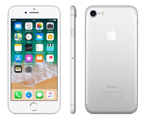 iphone 7 32 gb nuevos (370) pink gold y silver tienda
