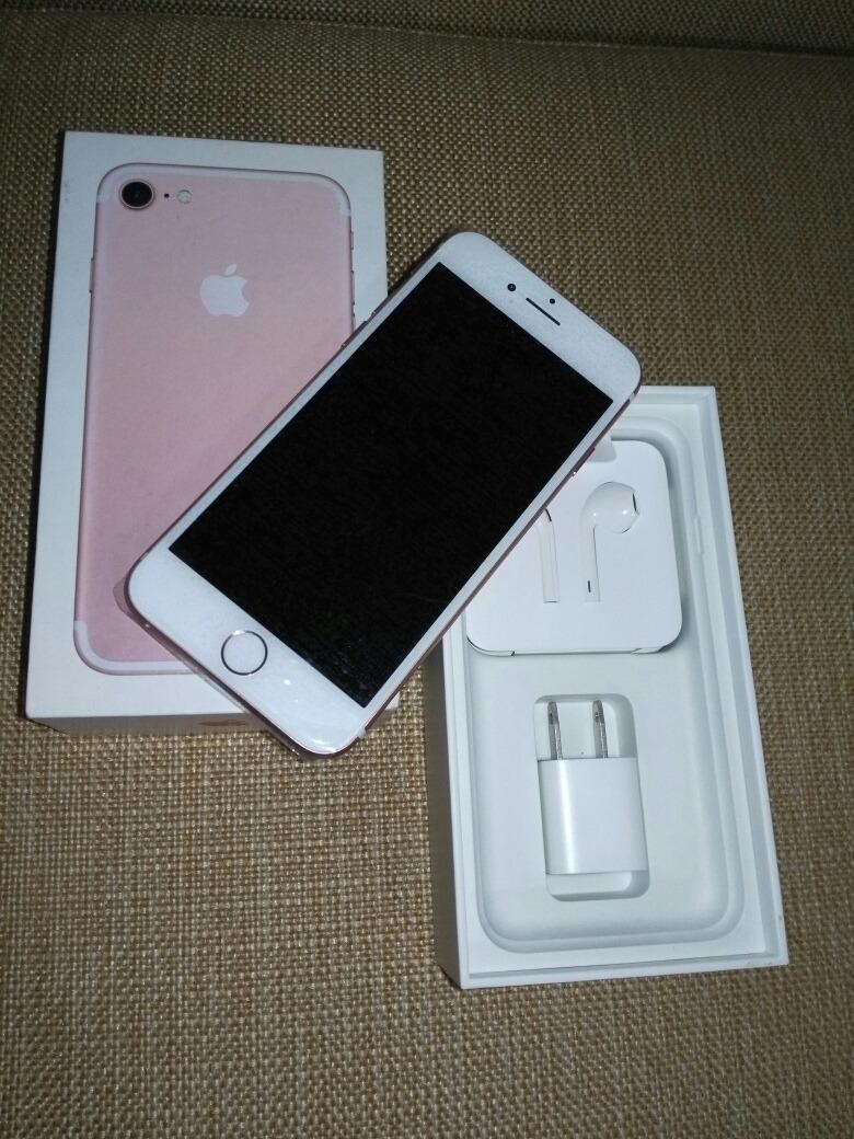 Iphone 7 32 Gb Rose Gold Rosario 1590000 En Mercado Libre Cargando Zoom