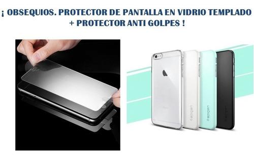 iphone 7 32gb 4g lte 12mp 4k 3d touch garantía + obsequios