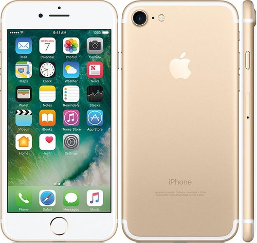 iphone 7 32gb 4g lte 12mp 4k procesador a10 gsmphone