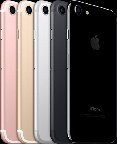 iphone 7 32gb 4k lte libre de fábrica
