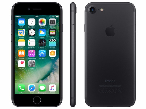 iphone 7 32gb apple preto