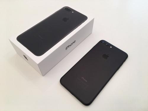 iphone 7 32gb  caja cerrada 1 año gtia.+ vidrio y protector