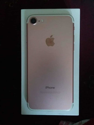 iphone 7 32gb gold rose para reparar o repuesto