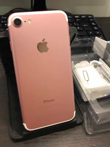 iphone 7 32gb liberados con garantía sin detalles (260)