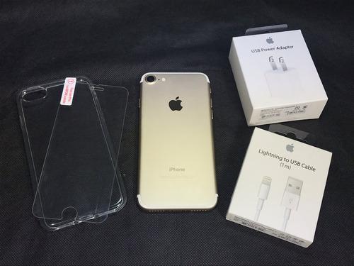 iphone 7 32gb libre telcel movi at&t negro plata oro rosa