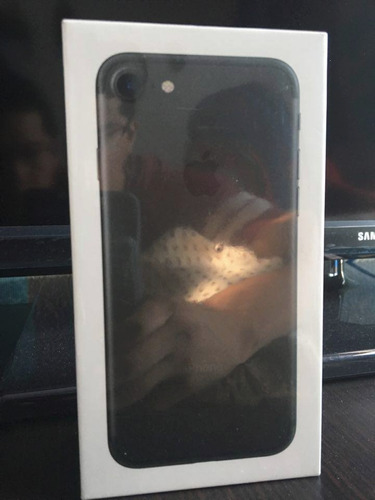 iphone 7 32gb negro mate - black - libre