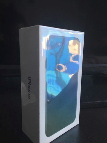 iphone 7 32gb negro mate - black - libre - sellado - nuevo