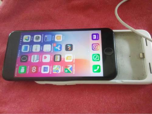 iphone 7 32gb negro mate teléfono