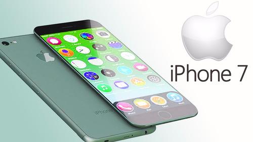iphone 7 32gb negro / plateado tienda san borja. garantía.