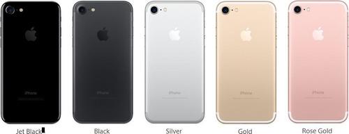 iphone 7 32gb nuevos en caja! - envio a todo el país!