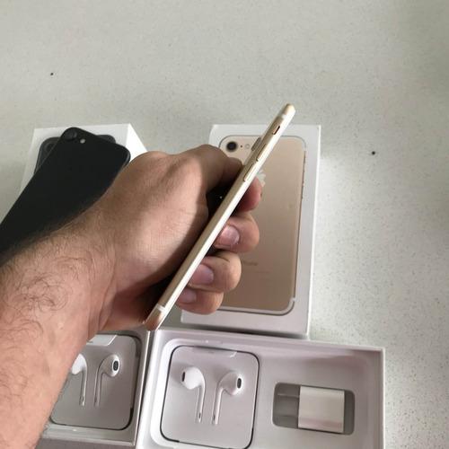 iphone 7 32gb perfecto en caja con accesorios