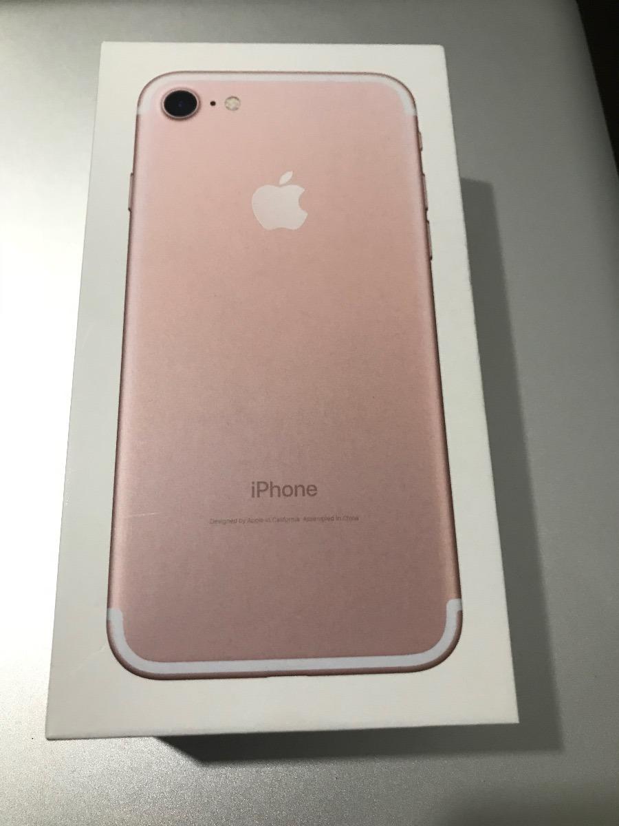 Iphone 7 32gb Rose Gold 1400000 En Mercado Libre 32 Gb Cargando Zoom