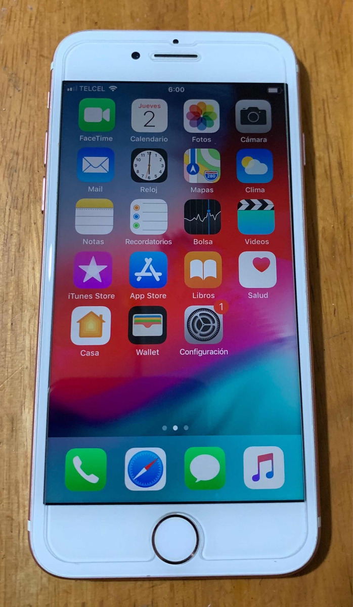 f0b5268ea86 iphone 7 32gb rose gold libre telcel movistar at&t original. Cargando zoom.