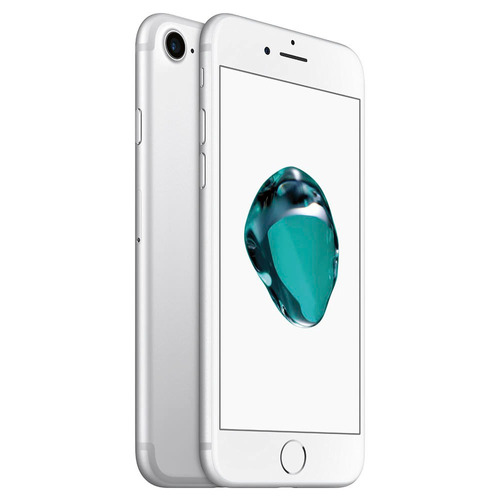 iphone 7 32gb silver apple