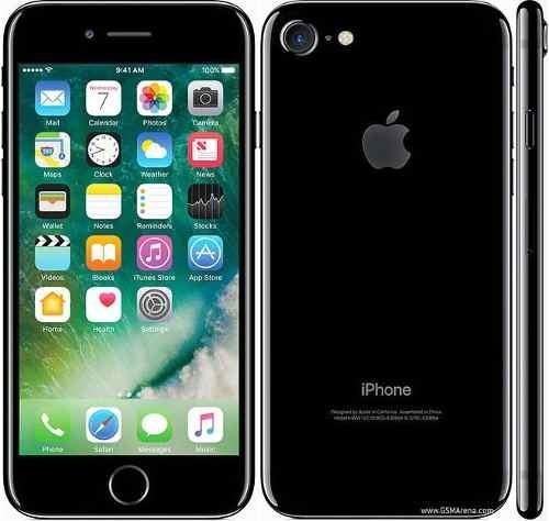 7a22698c8 iPhone 7 Apple 128gb Preto Brilhante Tela 4,7' 4g Câm 12mp - R ...