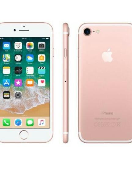 6ccbc54e2 Iphone 7 Apple 32 Gb Leia Descriçao Antes De Comprar - R  2.729