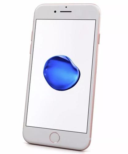 iphone 7 apple rose 32gb anatel novo lacrado garantia apple