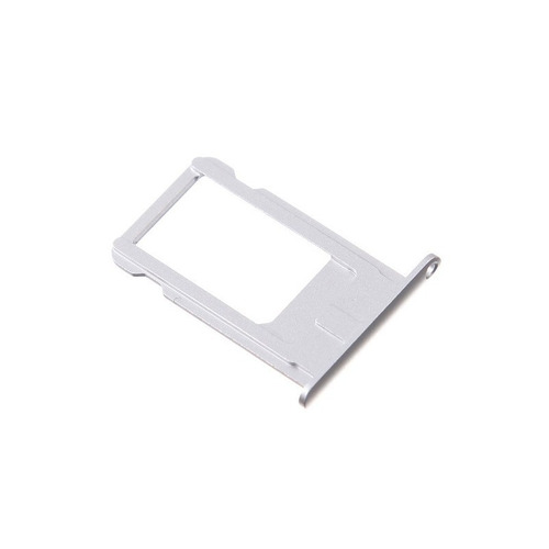 iphone 7 bandeja plateado charola porta sim chip