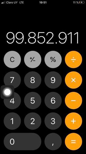 iphone 7 de 128 gb, libre- batería 100%, falla botón home