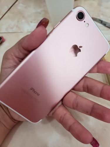 iphone 7 de 128gb rosado