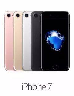 iphone 7 de 32gb 4g libre caja sellada garantia+tienda