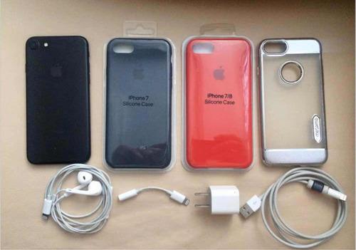 iphone 7 de 32gb black (300)