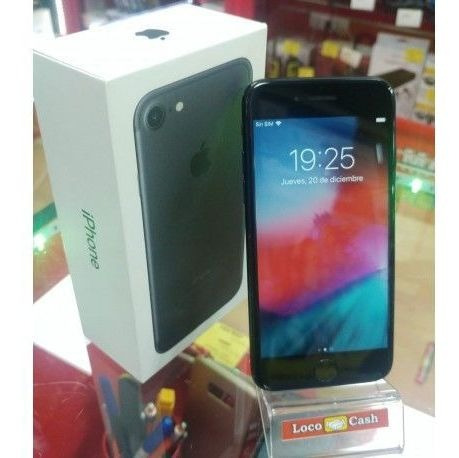 iphone 7 en caja con accesorios garantia
