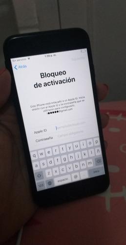 iphone 7 icloud bloqueado