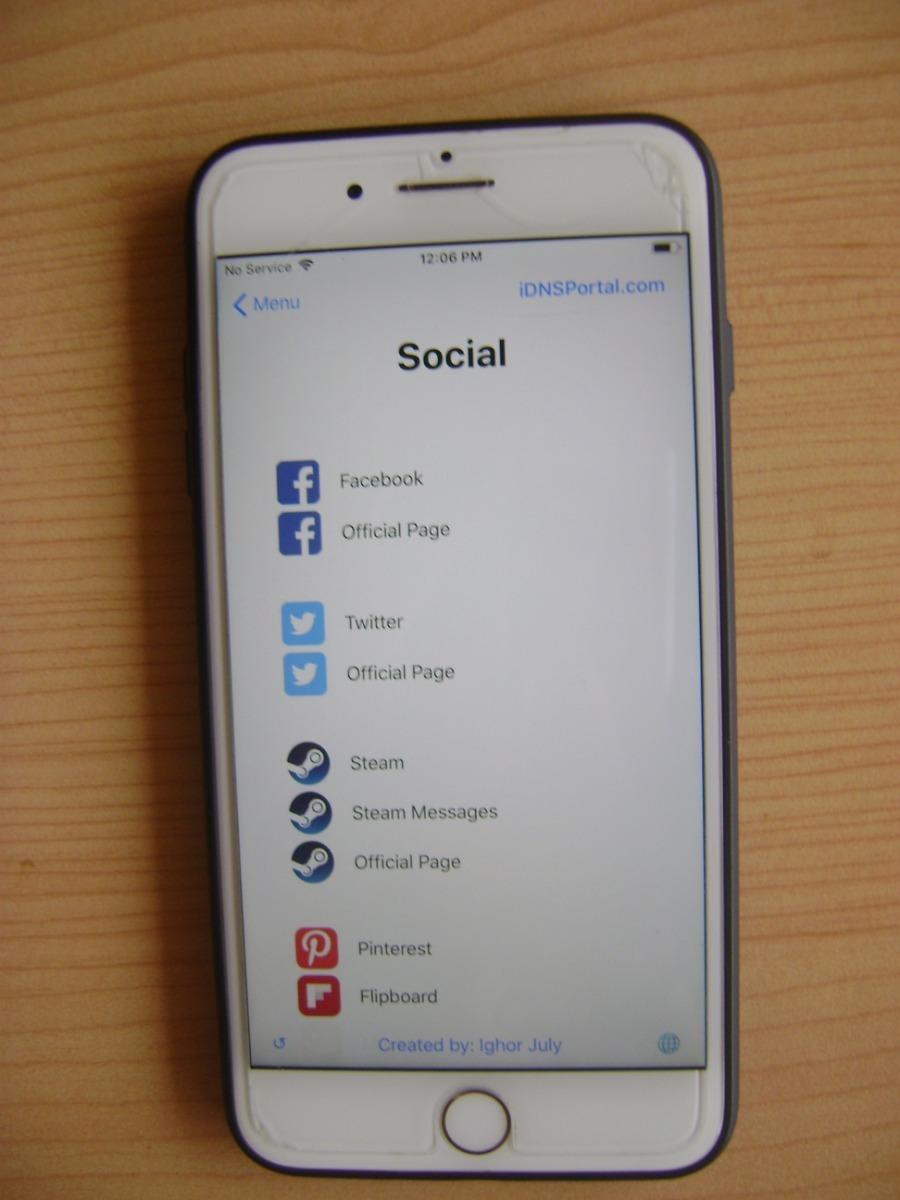 iPhone 7+ Icloud Bloqueado | Funciona