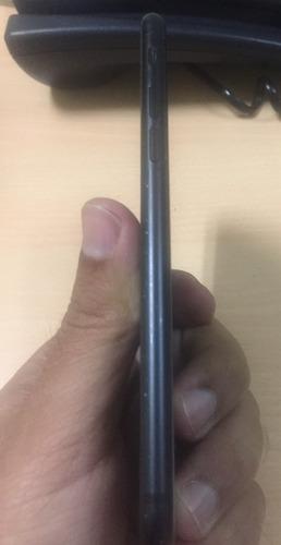 iphone 7 negro mate de 32 gb