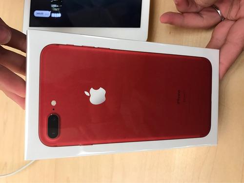 iphone 7 o 7 plus cualquier capacidad y color 32 128 256 gb