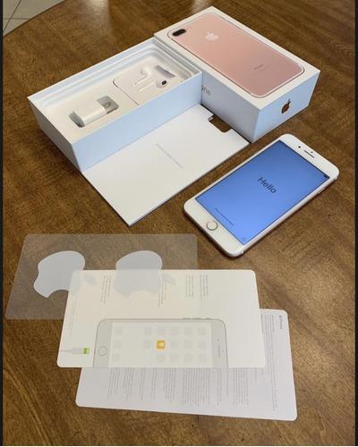 iphone 7 plud + garantia
