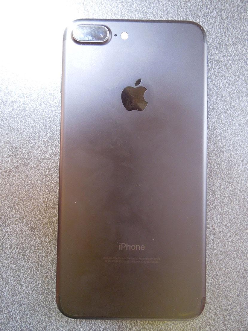 f9e84c927ee iPhone 7 Plus 128 Gb Color Negro Mate - U$S 600,00 en Mercado Libre