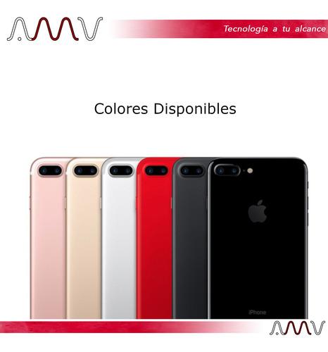 iphone 7 plus 128g declarados 1 año gtia 12 pagos oferta amv
