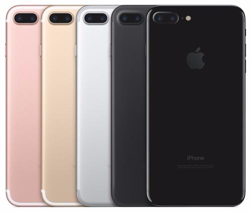iphone 7 plus 128gb 4g lte 4k celular libre