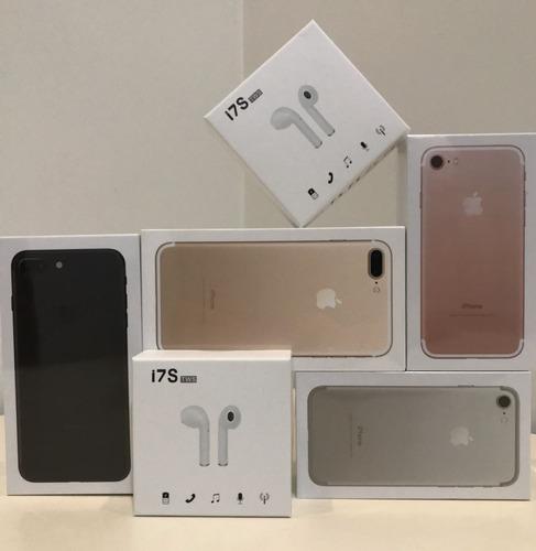 iphone 7 plus 128gb  lacrado nf garantia 12 meses apple