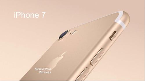 iphone 7 plus 128gb libres sellado+ boleta+ garantia+ regalo