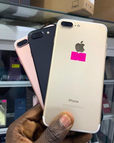 iphone 7 plus (128gb) nuevos, desbloq, factory.