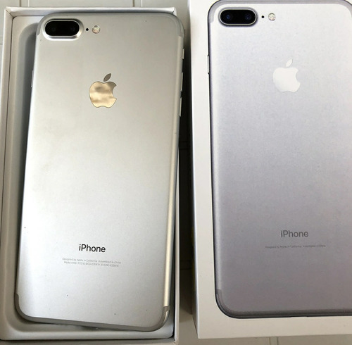 iphone 7 plus 128gb nuevos sellados originales