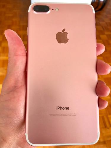 iphone 7 plus 128gb open box 489usd* promo acepto tarj cred.