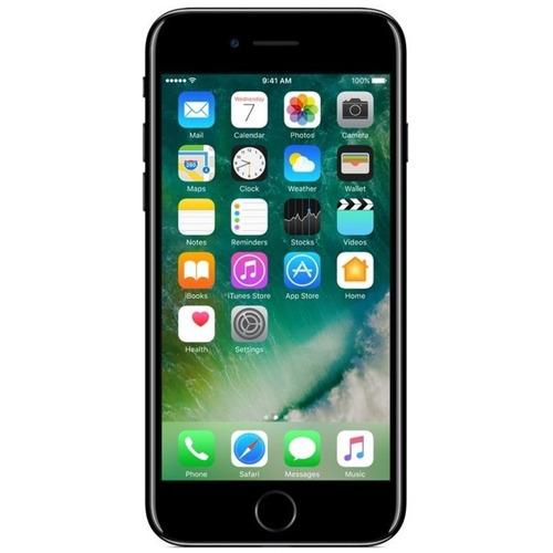 iphone 7 plus 128gb preto brilhante bom seminovo c/garantia
