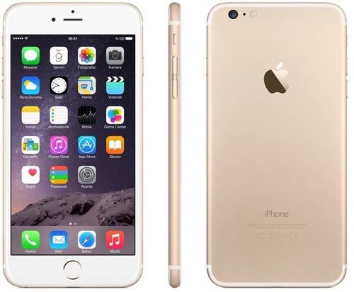 iphone 7 plus 128gb, sellado, homologado con garantia + mica