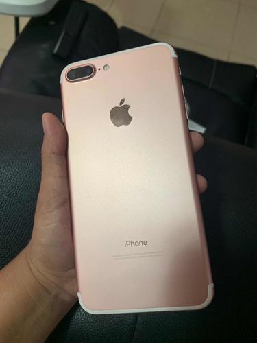 iphone 7 plus 256 gb  (no se cambia)